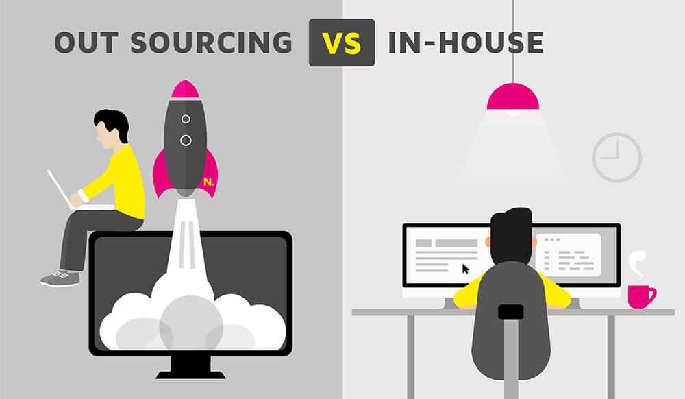 Netformic Out-Sourcing vs In-House