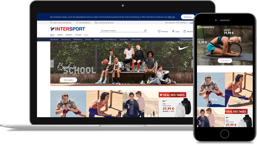 Referenz Intersport