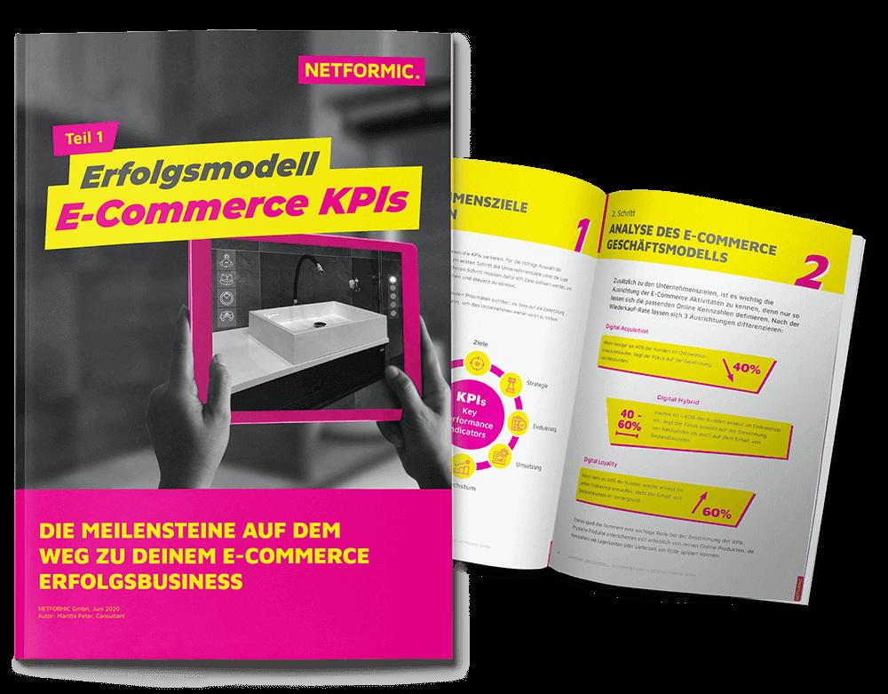 Erfolgsmodell E-Commerce KPIs