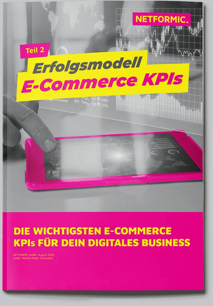 E-Book Erfolgsmodell E-Commerce KPIs (Teil 2)