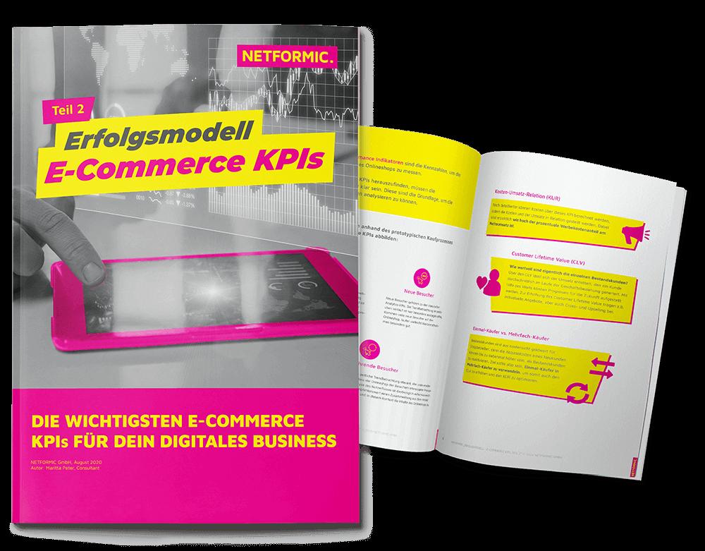Erfolgsmodell E-Commerce KPIs (Teil 2)