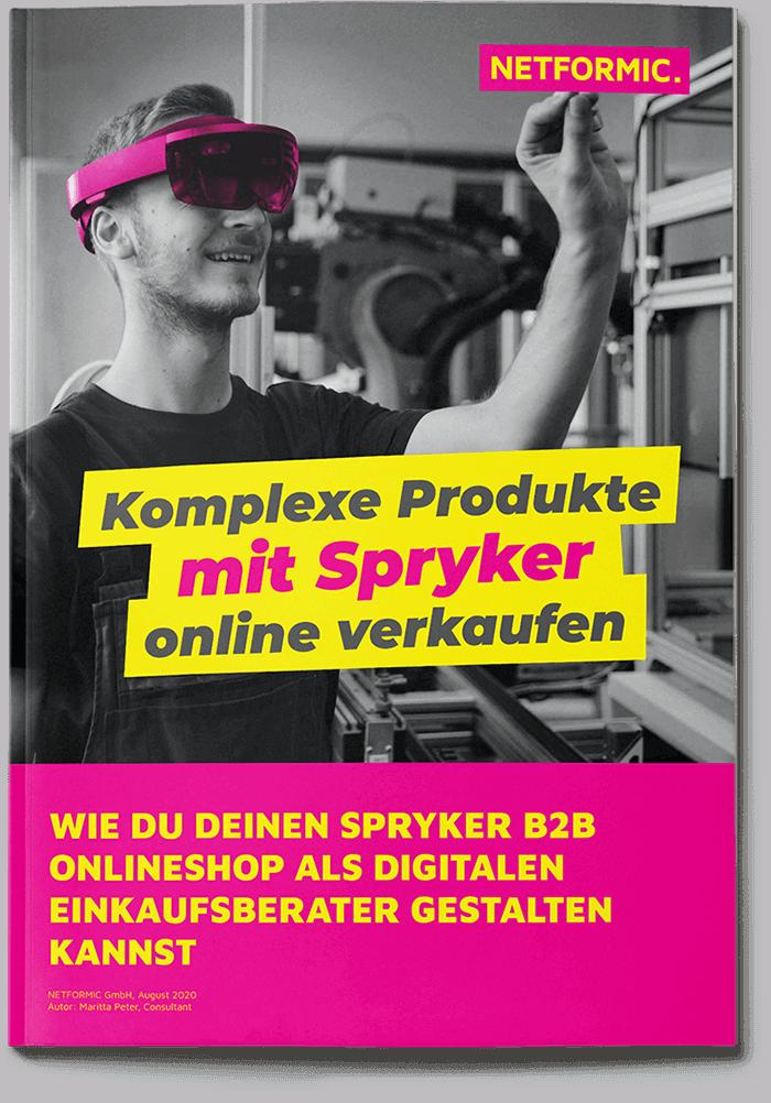 Komplexe Produkte mit Spryker online verkaufen