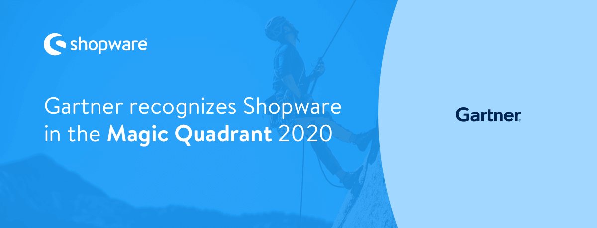 Shopware Gartner Magic Quadrant