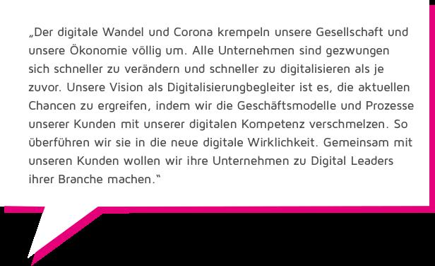 Zitat Timo Weltner Über uns