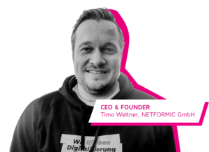 Timo Weltner CEO