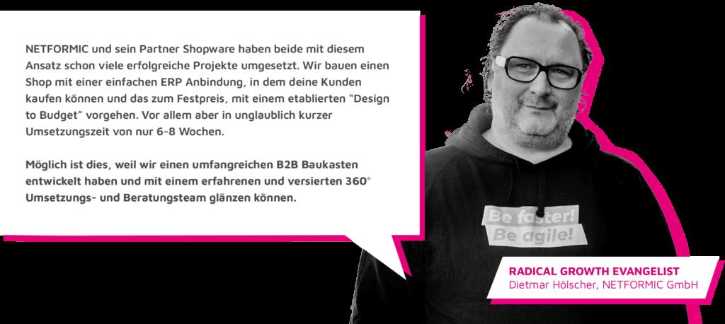Dietmar Hölscher Zitat