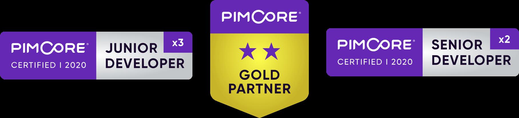 Pimcore Zertifikate NETFORMIC
