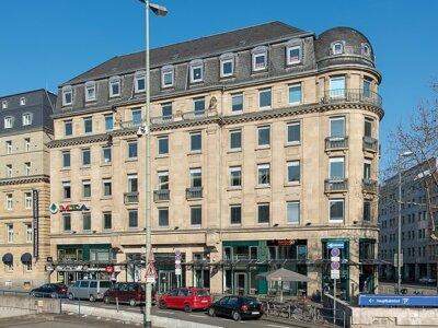 Office Frankfurt Ansicht Poststraße