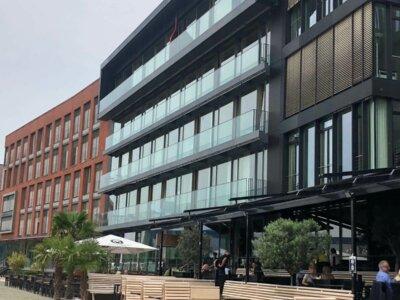 Münster Office Ansicht außen