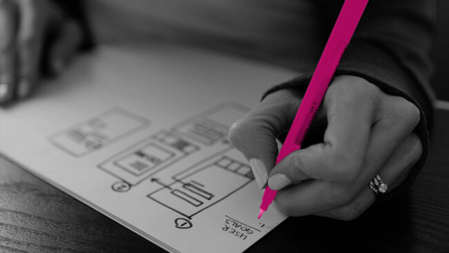 User Experience - User Story Mockup
