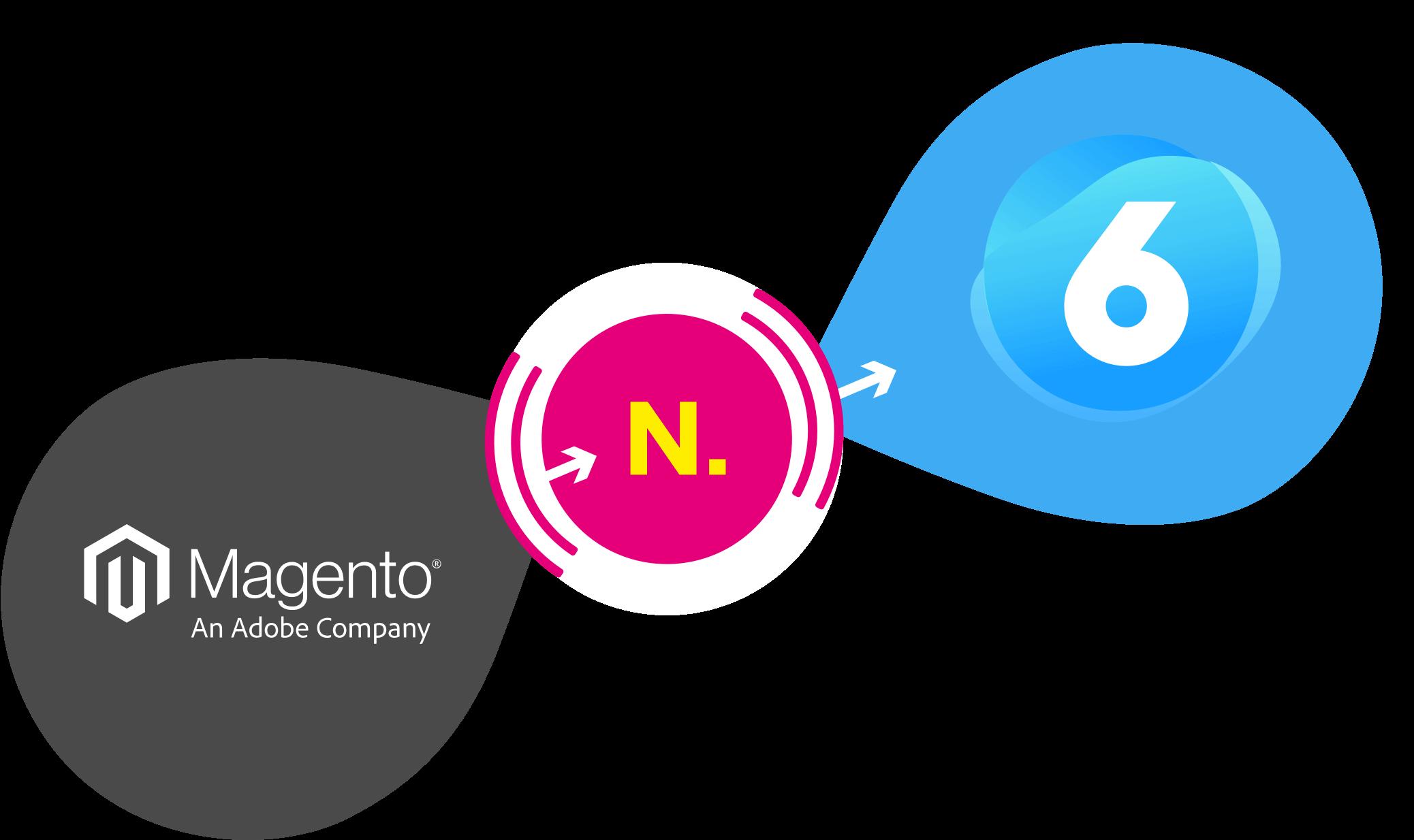Magento Migration zu Shopware 6
